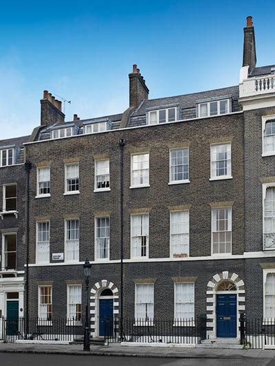 2627 Bedford Square London WC1B 3HH