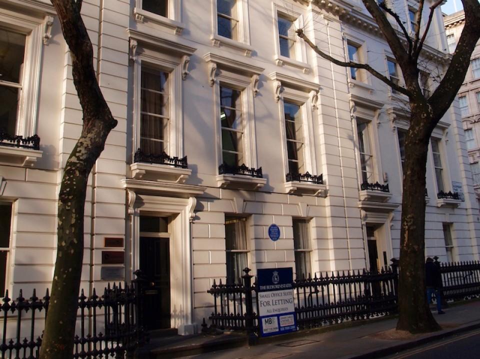 4 Bloomsbury Place London