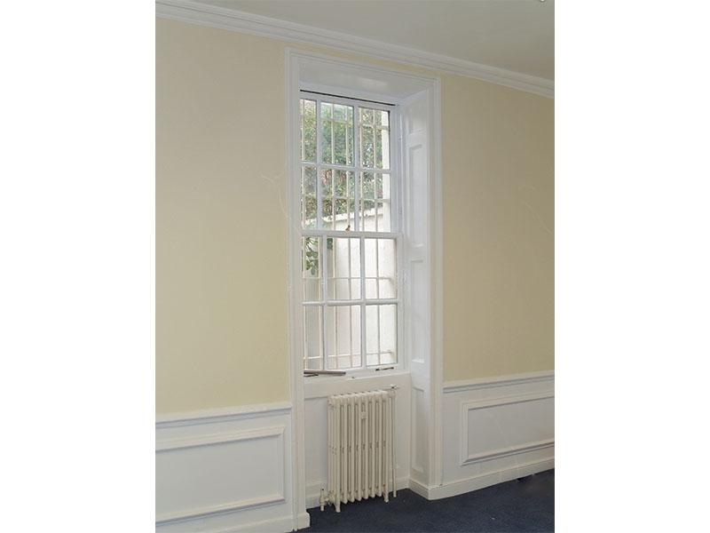 Window Bloomsbury Place