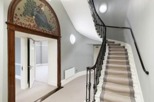 Stairs 25 Bedford Square