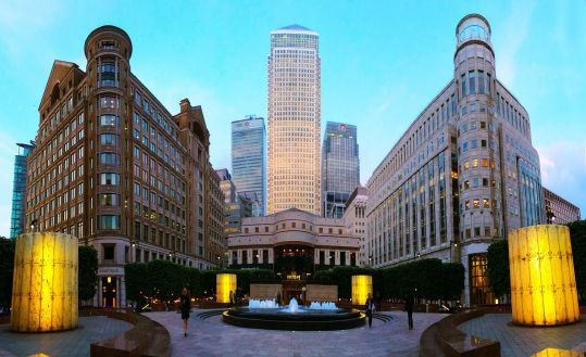 Ups and Downs of the London Commercial Property sector