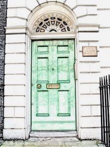 Front Door Gower Street